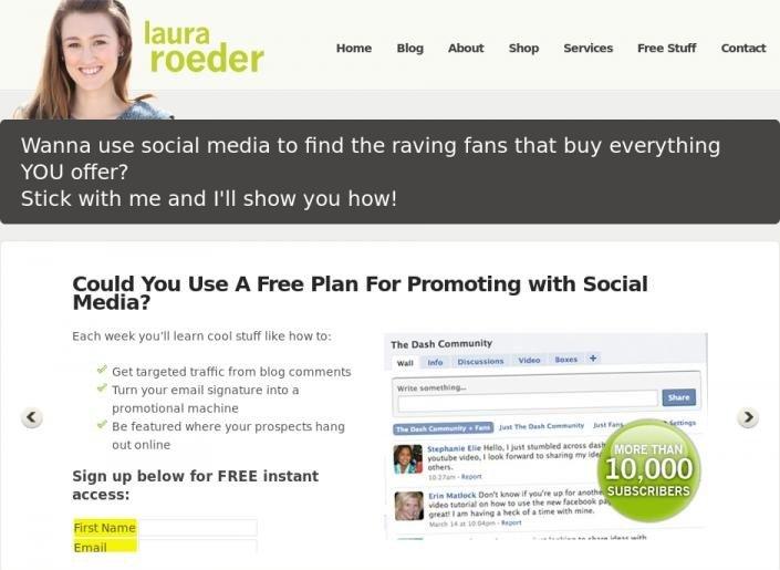 LKR Social Media Control - VWO case study