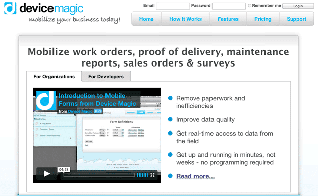 Device Magic control - VWO case study