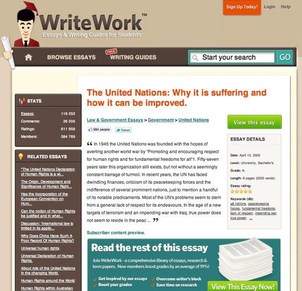 WriteWork Control - VWO case study