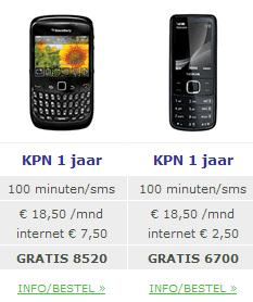 GSM.nl variation1 - VWO case study