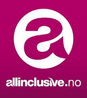 Allinclusive.no logo - VWO case study