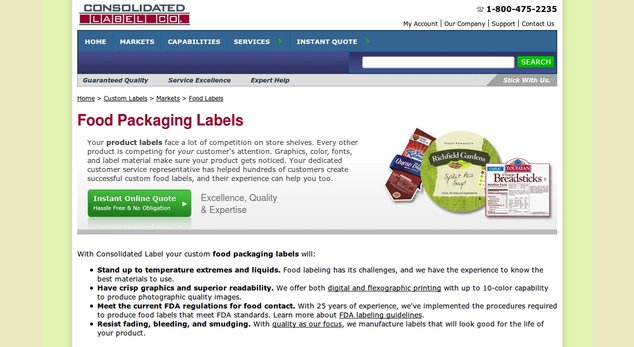 Consolidated Label variation - VWO case study