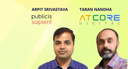 [Masters of Conversion] Arpit and Taran