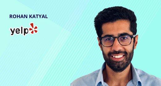 Rohan Katyal VWO Guest Speaker