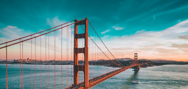 San Francisco Golden Gate Bridge Thumbnail