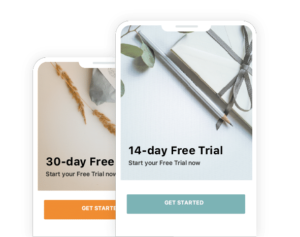 testing different versions of free trial in SaaS