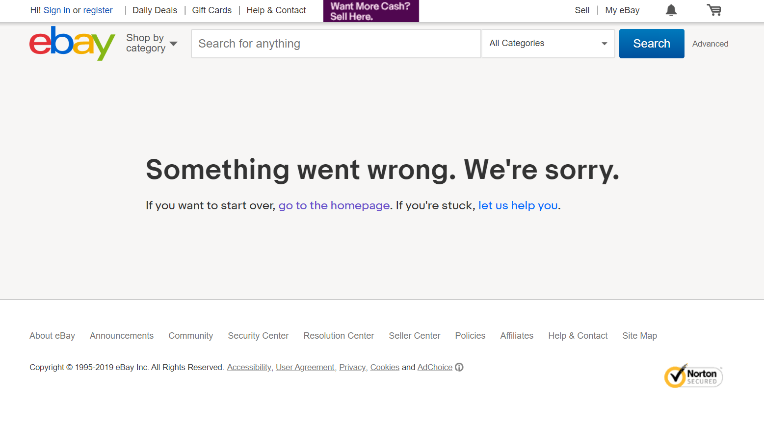 poor website performance hampers customer experience