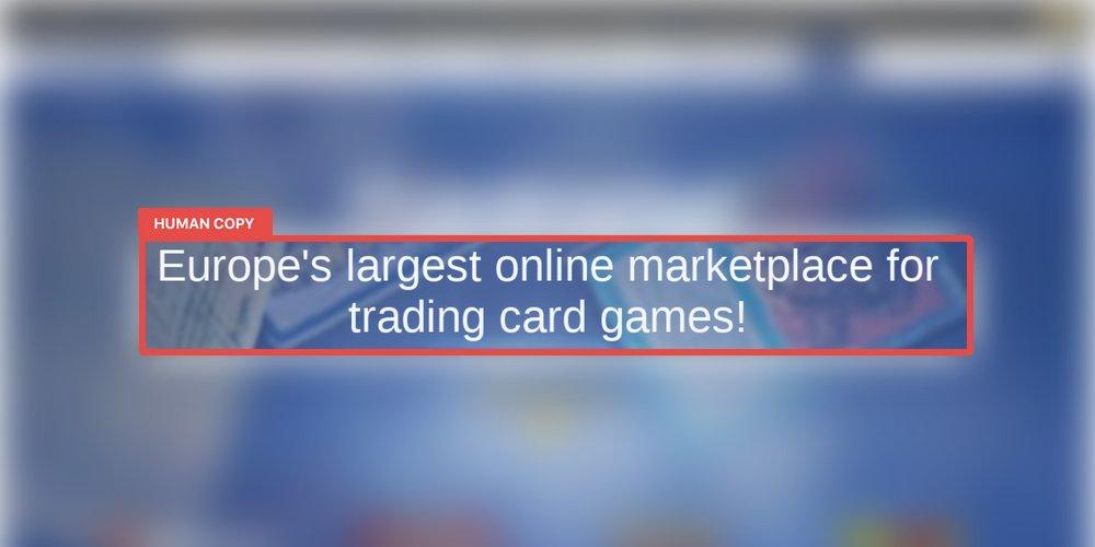 Cardmarket Human Copy 2 Blurred