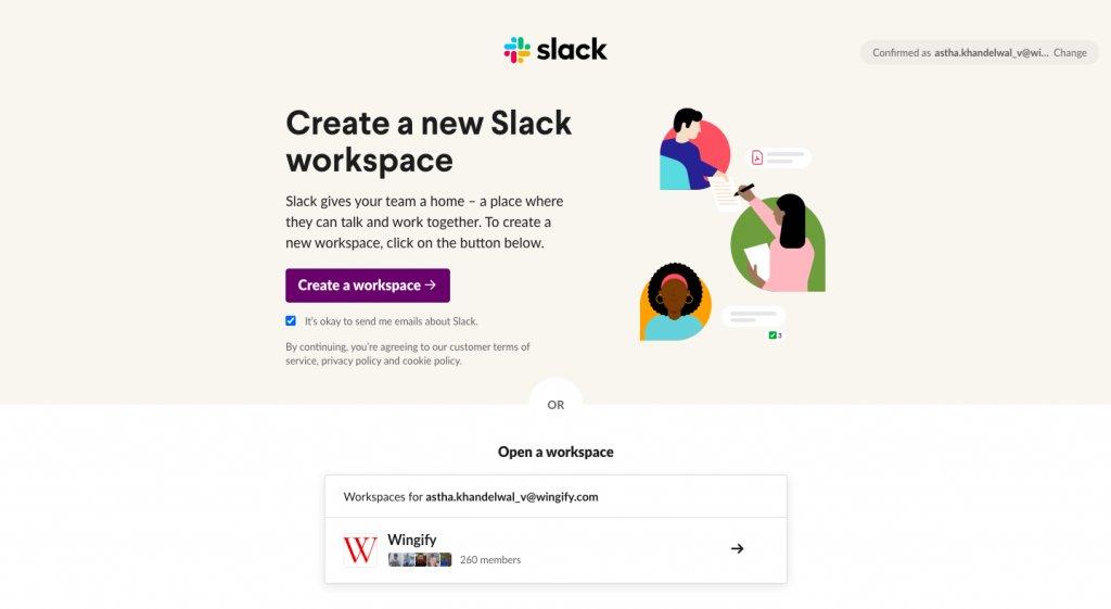 Slack's Lead Generation Forms