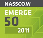 logo for NASSCOM Emerge 2011