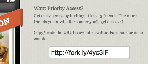 test various types of signup incentives on your website