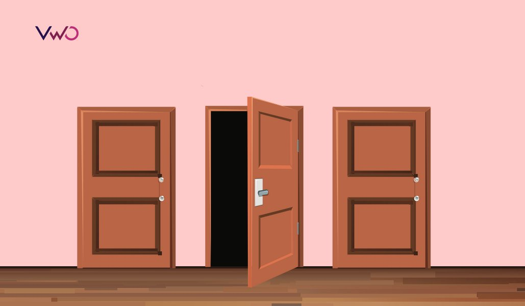 The famous Monty Hall problem and what it has to do with A/B testing