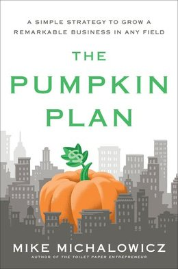 cover image of the book The Pumpkin Plan