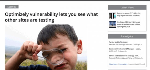 """What You Should Know About the Optimizely """"Vulnerability"""""""