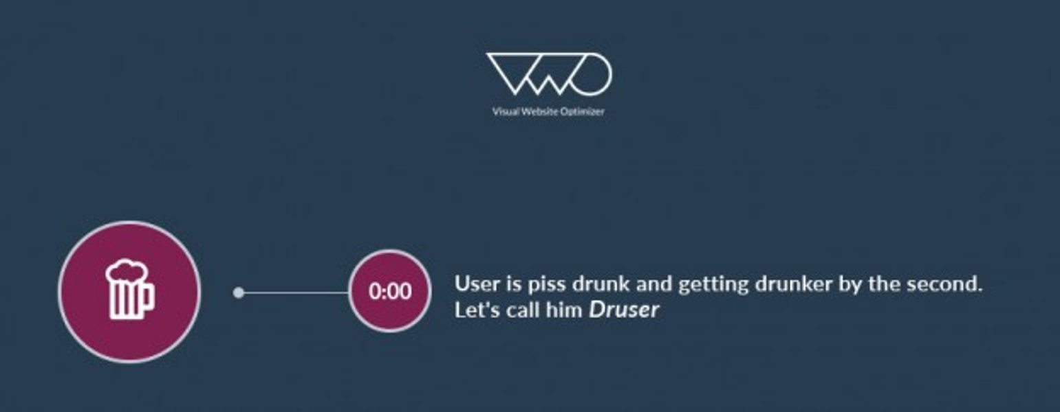 Drunk User Reviews VWO: Beer, Tequila and the World's Easiest A/B Testing Tool