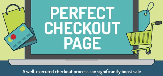 [Infographic] The Anatomy of a Perfect Checkout Page