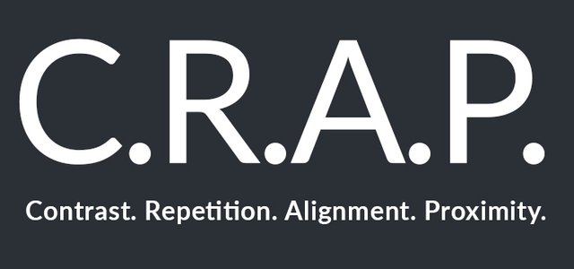 How to Use C.R.A.P. Design Principles For Better UX?