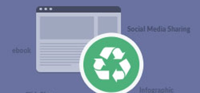 Top 4 Ways to Recycle Content That You Can Practice Right Away