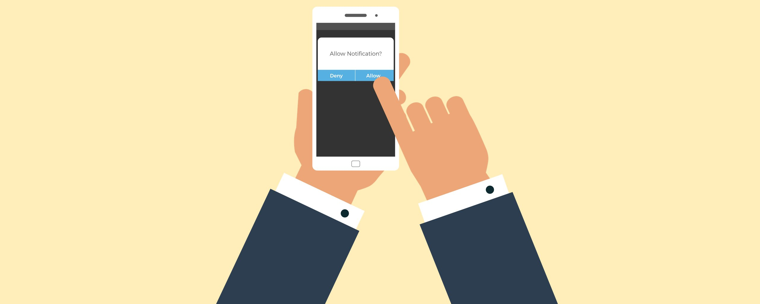 Get more subscribers with the right push notification opt-in strategy