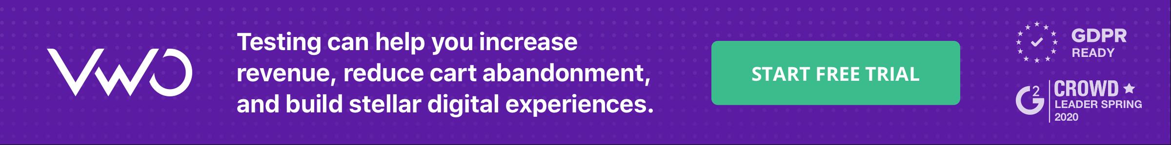 Blog Banner Conversion Optimization