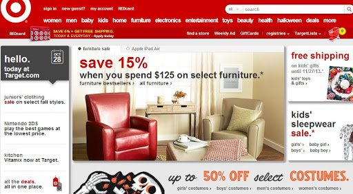 Offers And Promotions On Target.com