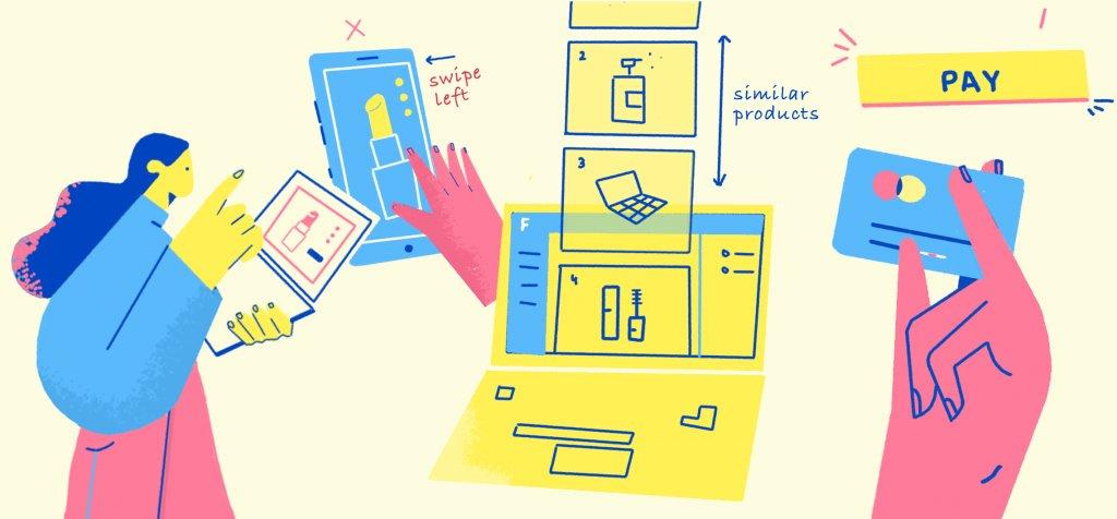 illustration on retargeting tools
