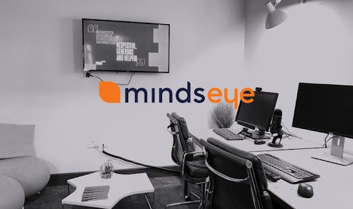 image of usability research labs at Mindseye office