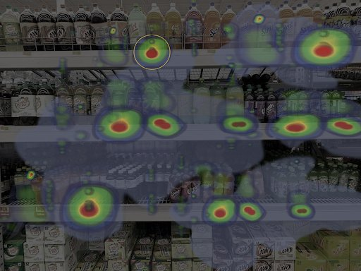 contrast principle highlighted in the eye tracking study in an ecommerce mart