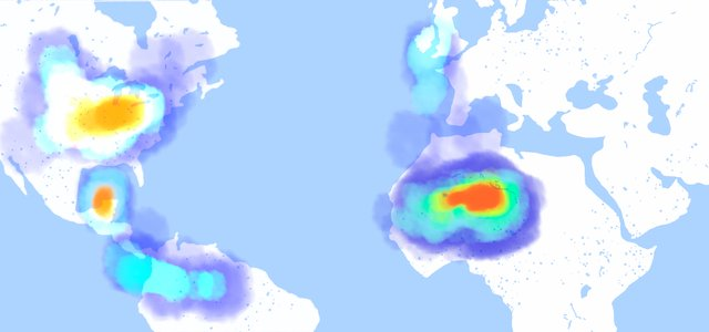 Google Maps Heatmap- How To Visualize Your Location History
