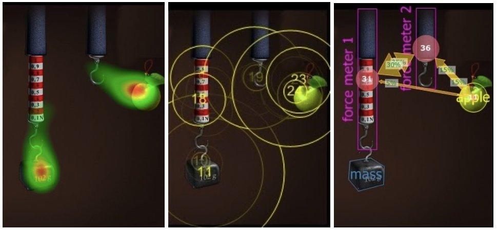 screenshot of the OGAMA Heatmap Modules