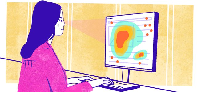 Eye Tracking Heatmap: Front Row Seats To Your Visitor's Worldview