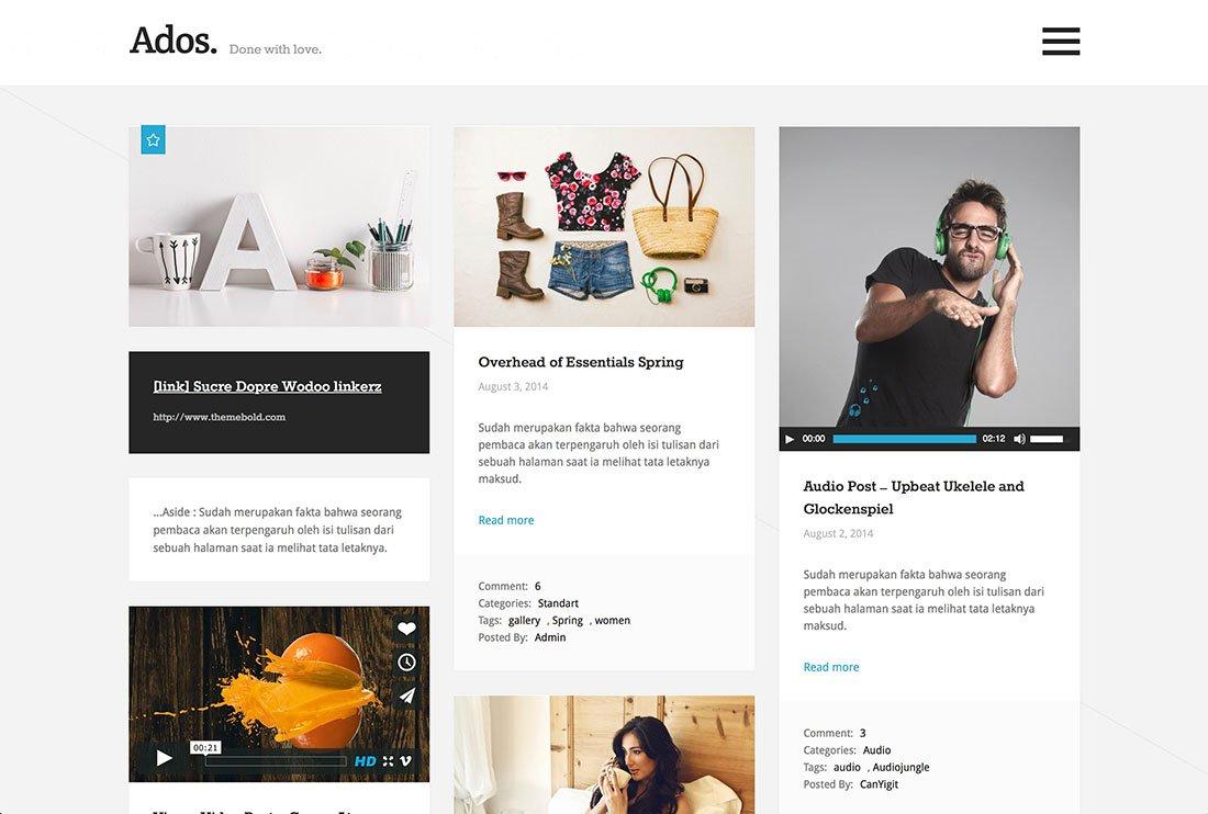 Ab Testing Design Layout On WordPress Website
