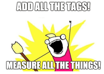 Meme On Adding All The Tags 1