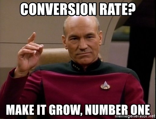 Meme On Growing Conversion Rates