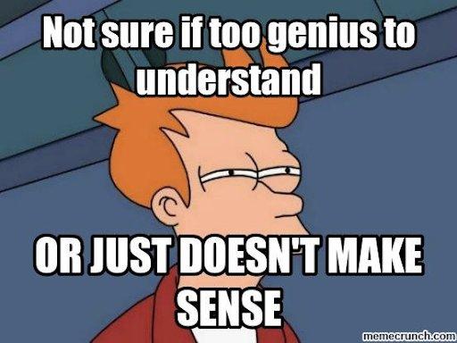 Meme On Making Sense Of Data