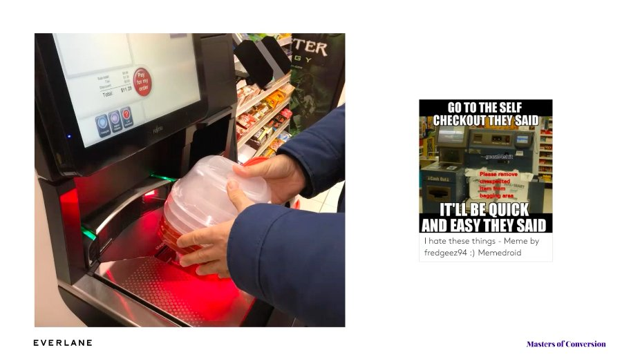 The Self Checkout Machine