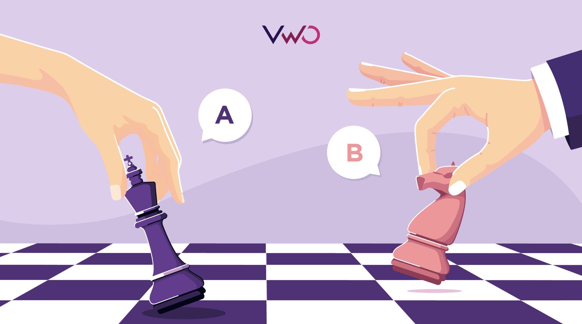 A B Testing Is Like Chess