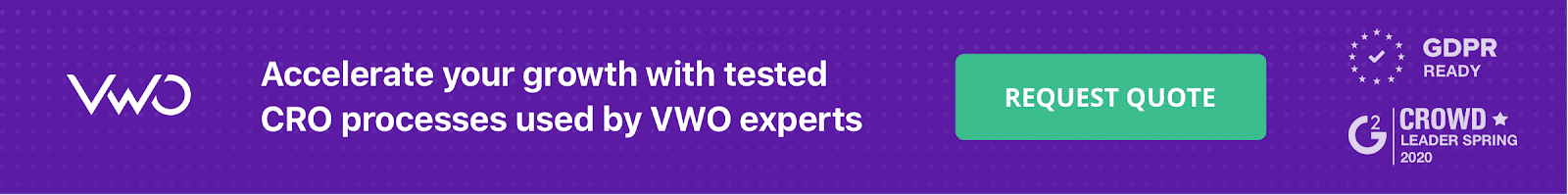 Accelerate Your Growth With VWO