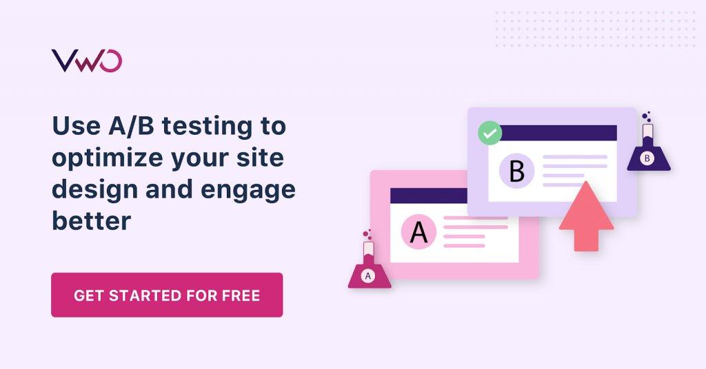 Use Ab Testing Banner Cta