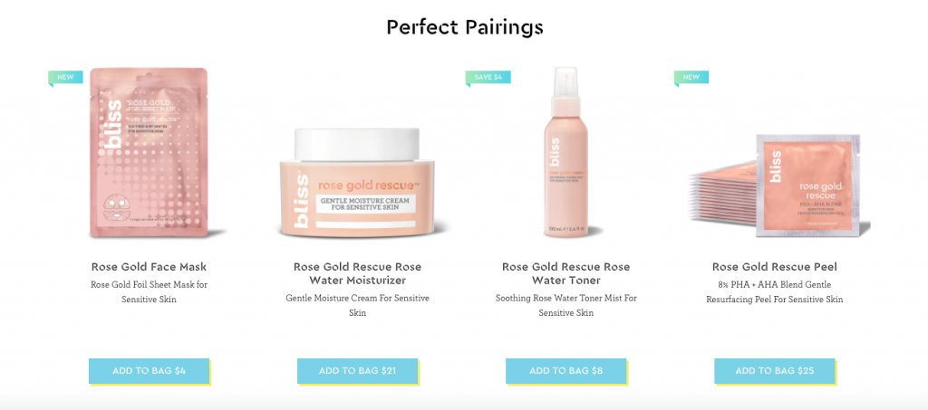 Bliss World Related Products
