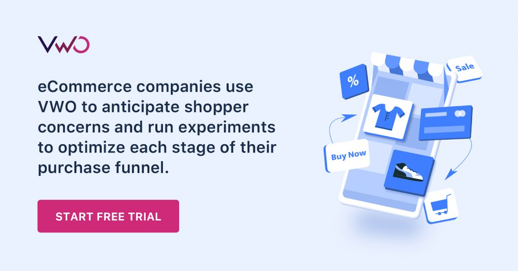Free Trial Of Vwo For Ecommerce