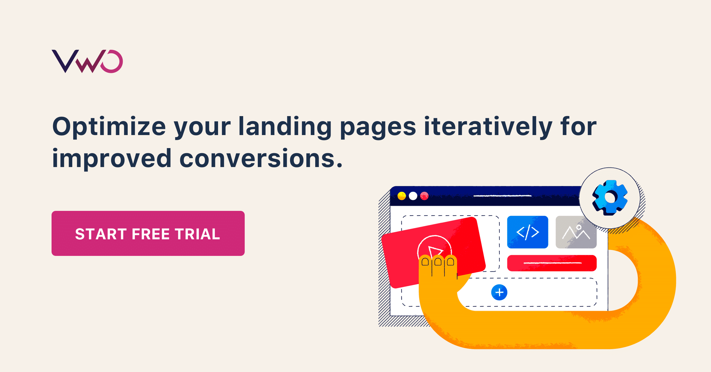 Banner Landing Page Testing A Guide To Bring You To Speed