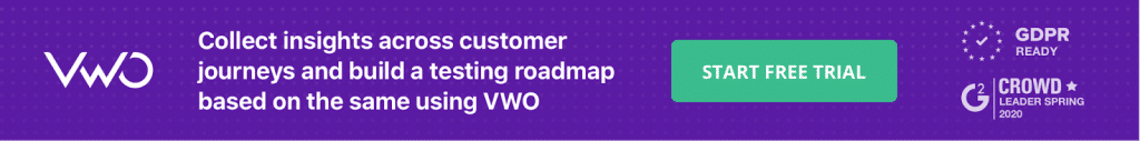 Vwo Insights Free Trial
