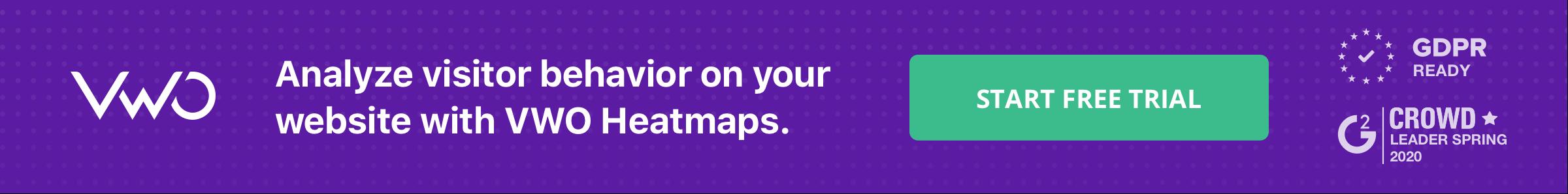 Blog Banner VWO Heatmaps