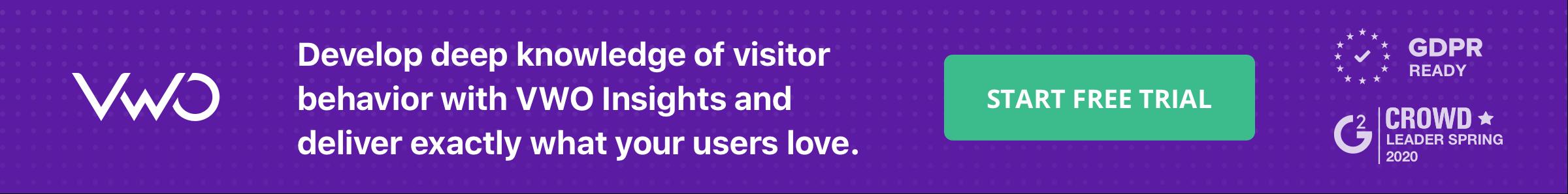 Blog Banner: VWO Insights