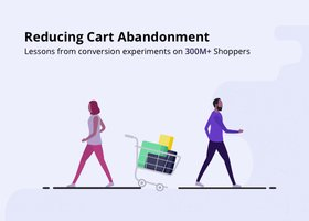 cover image of the ebook on reducing cart abandonment
