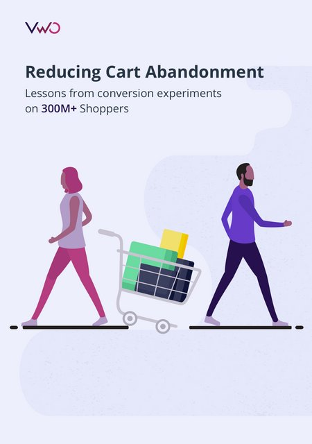 cover image of ebook on reducing cart abandonment