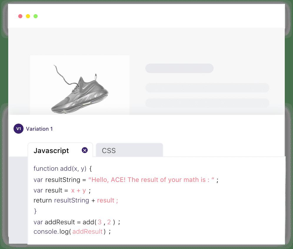 powerful code editor