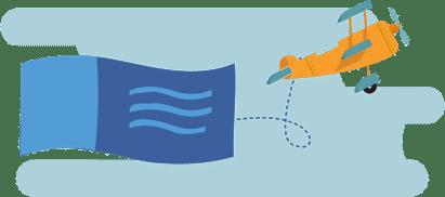 illustration highlighting skyrocketing push notifications