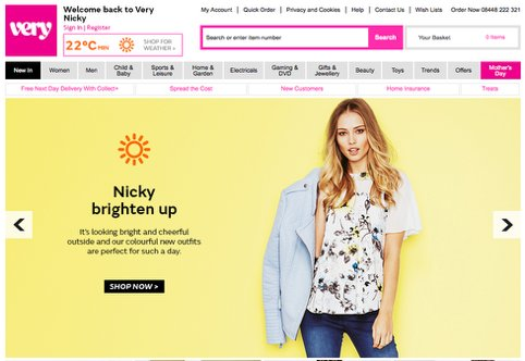 personalization of products on ecommerce store based on weather